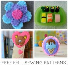 Free Felt Patterns
