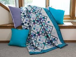 Berry Berry Blue Quilt Kit | Keepsake Quilting &  Adamdwight.com