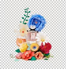 Paper Flower Perfume Royal Academy Of Arts The Hague Adrian Gidi Paper Art Motion