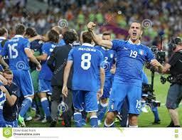 UEFA EURO 2012 Quarter-final Game ...