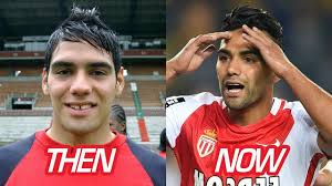 Body Hair Style radamel falcao transformation before and after body & hair style 8159 by wearticles.com
