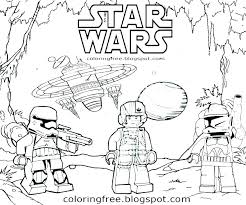Lego Star Wars Clone Trooper Coloring Pages The Online Simple Games