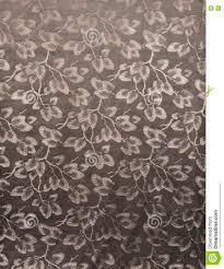 Houtskool Gekleurd Behang Met Bladeren Op Het Monster Van Het