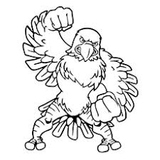 Small Picture 20 Cute Eagle Coloring Pages For Your Little Ones