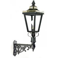 ornate lighting. Crowned Victorian Wall Light On Ornate Bracket Lighting