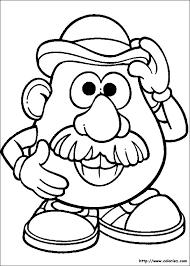 mr potato head drawing. Contemporary Head Drawingtoystorymisterpotatohead1jpg  And Mr Potato Head Drawing G