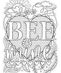 Coloring Pages Bee Bee Mine Free Coloring Pages Beer