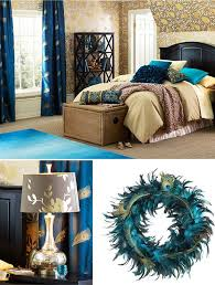 Beautiful Bedroom Decorating Ideas U0026 Inspirations ǀ Pier 1 Imports. Peacock Inspired  Bedroom. Love The Neutral And Teal Colors Together.