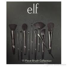 elf makeup brush set face cream power foundation brushes multipurpose beauty cosmetic tool brushes set with box makeup brush holder makeup brushes set from