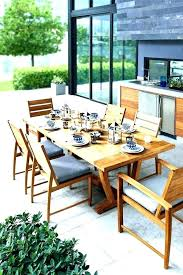 round patio table for 6 round outdoor dining tables large size of patio furniture set round