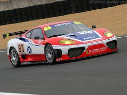 Ferrari 360 GT Challenge Stradale group N-GT (2004) - Racing Cars