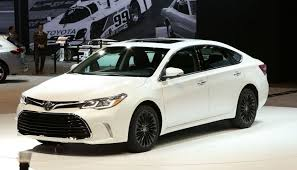 2018 toyota new models. fine models 2018 toyota avalon ltd new concepts model redesigns photos on toyota new models