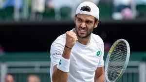 Wimbledon: Matteo Berrettini wandelt auf den Spuren von Boris Becker -  gelingt der Coup gegen Djokovic? - Eurosport