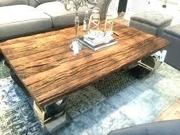 coffee table design plans diy