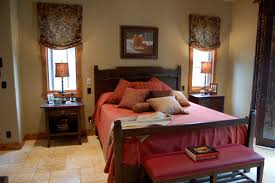 Master Bedroom Window Treatment A Roman Heroinspiration Pepperjack Interiors