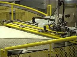 autotuft fully automatic mattress