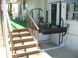 residential wheelchair lift cost