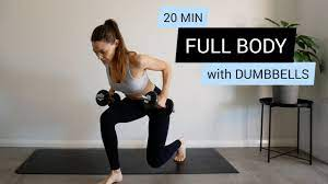 home workout 20 minute full body with
