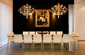 18 black dining room walls dining room modern design dining room modern with black accent wall