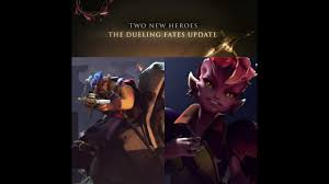 the dueling fates update official teaser two new heroes coming