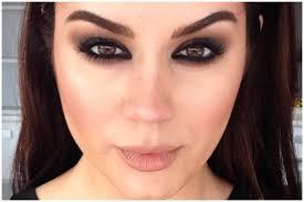 my go to matte brown smokey eye makeup tutorial makeupbygio you