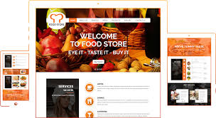 Wp Restaurant Themes Food Restaurant Wordpress Theme