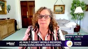 Abigail Disney slams Walt Disney World reopening, 'incredibly concerned' as  Florida sets new coronavirus record   Blogs