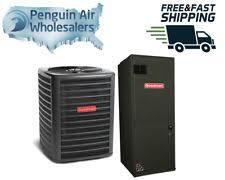 york split system. goodman 5 ton 14 seer air conditioner split system york