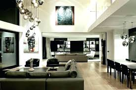 lighting for tall ceilings great room lighting high ceilings contemporary family home interior ideas for small