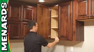 kitchen cabinet installation how to menards
