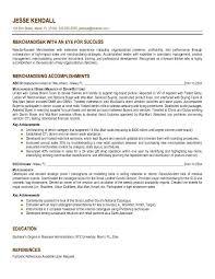 Merchandiser Resume Techtrontechnologies Com