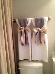 Luxurious Best 25 Bathroom Towel Display Ideas On Pinterest Decorative  Decorations For Bathrooms | Home Designing, Decorating And Remodeling Ideas  towel ...