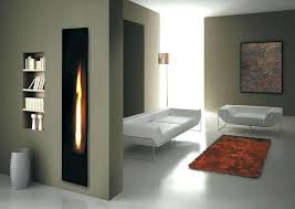 gas wall mounted fireplace contemporary gas wall mount fireplace