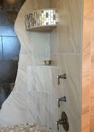 custom tile shower in glendale arizona efficient home pro
