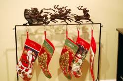 {Review} Kirkland's Christmas Stocking Holder Stand