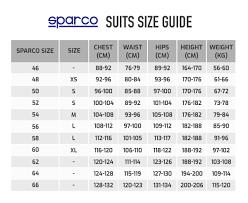 Omp Kart Suit Size Chart Buy Sparco Vintage Classic Rs 5 1 Race Suit Demon Tweeks