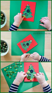 Make Christmas Cards With Crafts Projects U0026 Activities For Kids Christmas Card Craft For Children