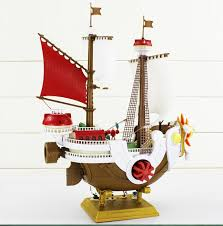2018 one piece thousand sunny pirate ship model pvc action figure toy best gift for children 40 27cm from smart technology 23 87 dhgate com