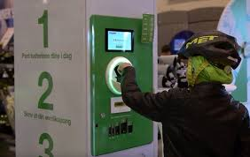 Used Vending Machines Ireland Awesome This Company Wants To Tackle Battery Waste By Paying People Via
