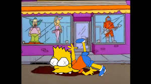 The Simpsons TreeHouse Of Horror XXVI Bart Dies Season 27  YouTubeBart Treehouse Of Horror