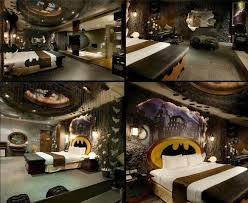 Batcave Bedroom Ideas