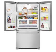cu ft french door refrigerator stainless steel 27 2 cu ft french door refrigerator stainless steel ffhb2740ps