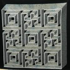 Labyrinth Walk Quilt Pattern...wow! That looks like a challenge ... & Image result for labyrinth walk quilt pattern free Adamdwight.com