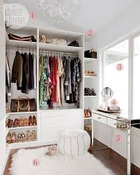 girly walk in closet design. How To Organize And Design Closets Of All Sizes Girly Closet Ideas Walk In