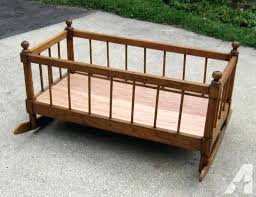 wooden baby cradle antique wooden baby cradle baby wood swing cradle