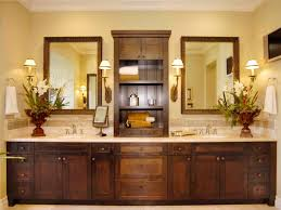 9 craftsman double vanity bathroom photos