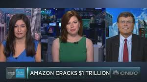 Amzn Stock Quote Custom As Amazon Cracks 48 Trillion Strategist Warns Stock Is At Extremes