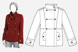 Trench Coat Pattern Fascinating Outdoor Patterns 48 CoolWeather Coats You're Going To Fall For