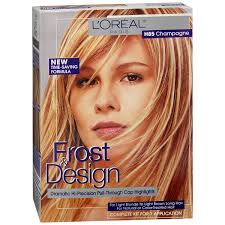 L Oreal Paris Frost And Design Highlights Champagne Details About Loreal Frost Design Highlights H85 Champagne 1 Ea