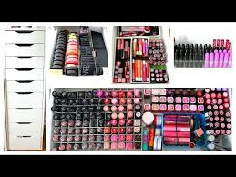 makeup collection and storage 2016 beauty with emily fox audiomania lt